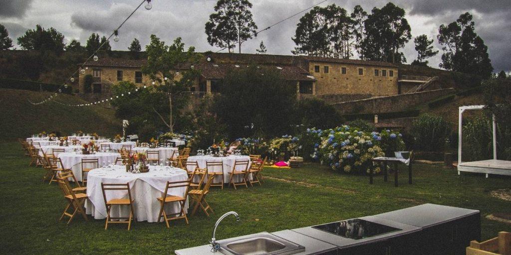 boda en hotel rural